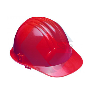 PVC / HDPE SAFETY HELMET