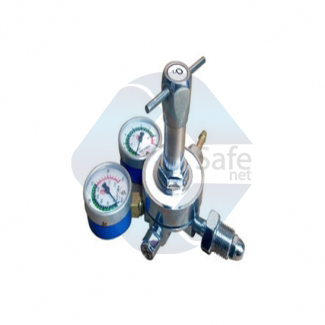 Double Stage & Double Gauge Pressure Regulator