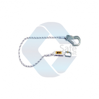 Shock Absorbing Lanyard Rope